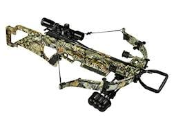 Excalibur Matrix Bulldog 330 Crossbow Package Dead Zone Scope Mossy Oak Break Up Country Camo