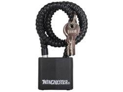 """Winchester 15"""" Hardened Steel Coated Cable Lock"""