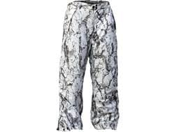 Natural Gear Men's Snow Pants Insulated Waterproof Polyester Natural Gear Snow Camo Medium 31-34 ...