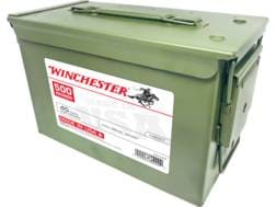 Winchester USA Ammunition 45 ACP 230 Grain Full Metal Jacket Ammo Can of 500