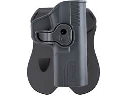 Caldwell Molded OWB Retention Holster Right Hand Ruger LCP Polymer Black
