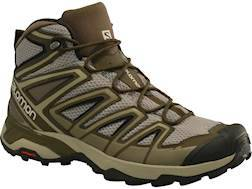 "Salomon X Ultra Mid 3 Aero 5"" Hiking Boots Leather/Synthetic Men's"