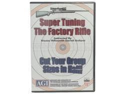 """American Gunsmithing Institute (AGI) Video """"Super Tuning the Factory Rifle"""" DVD"""