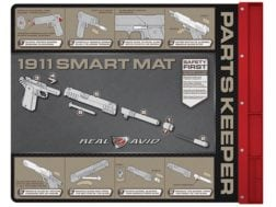 """Real Avid 1911 Smart Mat 19"""" x 16"""" Padded Cleaning Mat"""