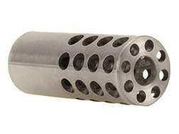 "Vais Muzzle Brake 3/4"" 284 Caliber, 7mm 1/2""-32 Thread .750"" Outside Diameter x 1.950"" Length Steel"