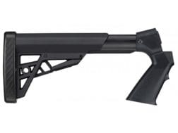 Advanced Technology Tactical 6-Position Collapsible Stock with Pistol Grip & Scorpion Recoil Pad ...