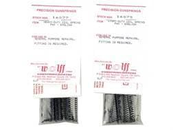 Wolff Coil Spring Combination Pack #2 with Miniature, Light-Duty English, Heavy Duty English Coil...