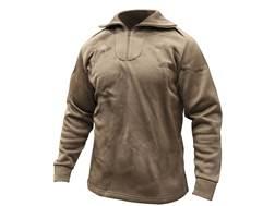 Military Surplus ECWCS Heavyweight 1/4 Zip Shirt Polypropylene