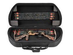 """SKB Hybrid Compound Bow Case 39"""" Nylon and Polymer Black"""