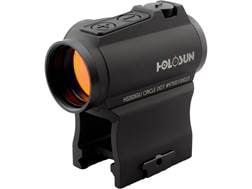 Holosun HS503GU Red Dot Sight 1x 65 MOA Circle with 2 MOA Dot Weaver-Style Low and Lower 1/3 Co-W...