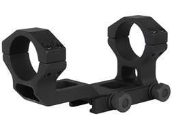 GG&G FLT Bolt On Extra-Extended Low Profile Scope Mount Picatinny-Style with Integral 30mm Rings ...