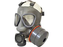 Military Surplus Finnish Gas Mask Grade 1 Gray