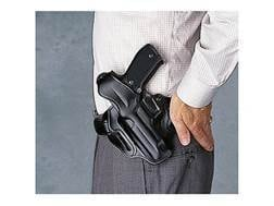 Galco COP 3 Slot Holster Right Hand Sig Sauer P228, P229, Taurus 24/7 Leather Black