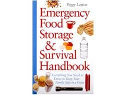 """Emergency Food Storage and Survival Handbook"" Book by Peggy Layton"