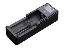 Fenix Single Bay Charger Plus for Li-Ion and Ni-MH/Ni-Cd Rechargeable Batteries