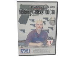 """American Gunsmithing Institute (AGI) Video """"Making Glocks Rock"""" DVD"""