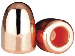 Berry's Superior Plated Bullets 45 Caliber (452 Diameter) 185 Grain Plated Hollow Base Round Nose