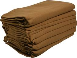 Military Surplus Scarf Grade 1 Cotton Coyote Tan Pack of 6