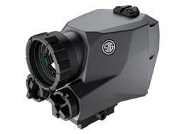 Sig Sauer ECHO1B Thermal Reflex Sight 1-2x 30 Hz 206x156 Picatinny-Style Mount Graphite