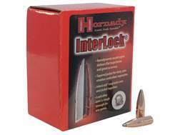 Hornady InterLock Bullets 8mm (323 Diameter) 195 Grain Spire Point Box of 100