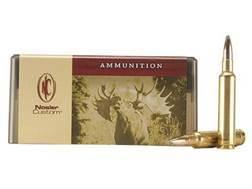 Nosler Custom Ammunition 338-378 Weatherby Magnum 250 Grain Partition Spitzer Box of 20