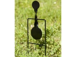 U.S. Ballistics Single-Spin Swinging Target 22 Caliber Rimfire Steel
