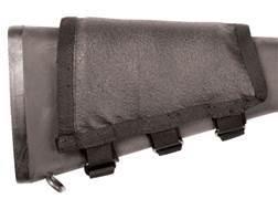 BLACKHAWK! Hawktex Tactical Ambidextrous AR-15 Rifle Cheek Rest Fixed Stock Rifle Nylon Black
