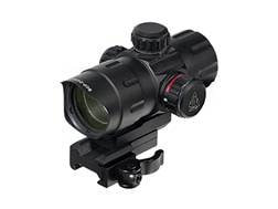 Leapers UTG Red Dot Sight 32mm 1x Red and Green T-Dot with Riser and Quick-Detach Weaver/Picatinn...