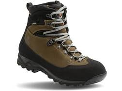 "Crispi Dakota GTX 8"" Waterproof GORE-TEX Hiking Boots Leather Brown Men's 9.5 D- Blemished"