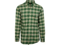 MidwayUSA Men's All Season Flannel Long Sleeve Shirt