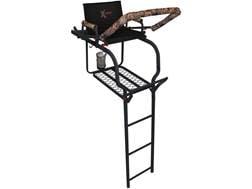X-Stand The Duke 20' Single Ladder Treestand Steel