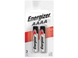 Energizer Battery AAAA Max 1.5 Volt Alkaline Pack of 2