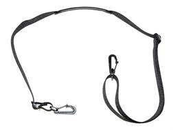 "Wilderness Tactical Shoulder Strap for Safepacker Holster 1"" Nylon Black"