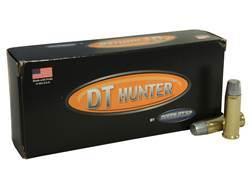 DoubleTap Ammunition 454 Casull 360 Grain Hard Cast Lead Wide Flat Nose Gas Check Box of 20
