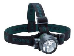 Streamlight Trident Headlamp Xenon and LED with 3 AAA Batteries Polymer Green