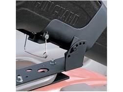Plano Gun Guard ATV Scoped Rifle Scabbard Mounting Bracket Steel Black