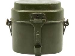 Military Surplus Polish Mess Kit Grade 2 Olive Drab