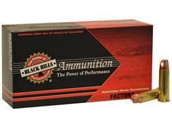 Black Hills HoneyBadger Ammunition 38 Special +P 100 Grain Lehigh Xtreme Defense Lead-Free Box of 50