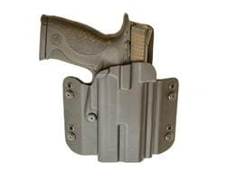 Comp-Tac L Line Belt Holster Right Hand Smith & Wesson M&P, Walther PPQ Kydex Black