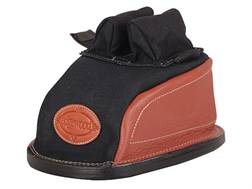 Edgewood Original Rear Shooting Rest Bag Tall with Regular Ears and Wide Stitch Width Leather and...
