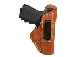 BLACKHAWK! Inside the Waistband Holster Right Hand Belt Clip Taurus 24/7 G2 Leather Brown