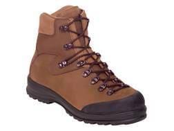 """Kenetrek Safari 7"""" Hunting Boots Leather Brown Men's 8 D"""