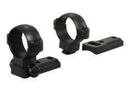 "Leupold 2-Piece Standard Scope Base Reversable Front with 1"" Rings Remington 700"