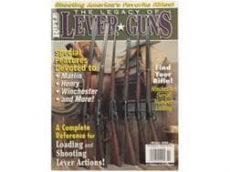 """""""The Legacy of Lever Guns"""" Book by Wolfe Publishing Editors"""