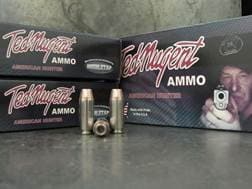 DoubleTap Ted Nugent Ammunition 10mm Auto 180 Grain Sierra Jacketed Hollow Point Box of 50