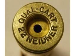 Quality Cartridge Reloading Brass 22 Neidner Rimmed Box of 20