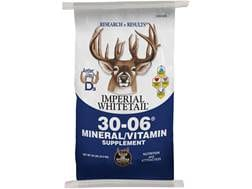 Whitetail Institute 30-06 Mineral/Vitamin Deer Supplement Granular 20 lb