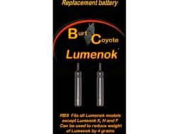 Lumenok Lighted Crossbow Nock Replacement Battery Pack of 2