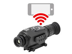 ATN ThOR HD Thermal Rifle Scope 1.25-5x 19mm 384x288 with HD Video Recording, Wi-Fi, GPS, Smooth ...