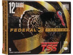 """Federal Premium Heavyweight TSS Turkey Ammunition 12 Gauge 3-1/2"""" 2-1/4 oz #7 Non-Toxic Tungsten ..."""